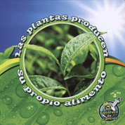 Las plantas producen su propio alimento - Plants Make Their Own Food