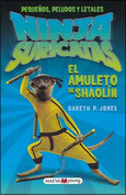 Ninja Suricatas. El amuleto de Shaolín - The Eye of the Monkey