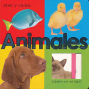 Abre y cierra animales - Slide and Find Animals