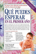 Qué puedes esperar en el primer ano - What to Expect the First Year