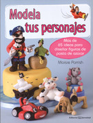 Modela tus personajes - Character Cake Toppers