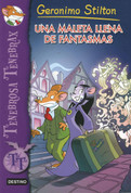 Una maleta llena de fantasmas - The Ghost-Filled Suitcase