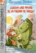 ¡Quita las patas de la piedra de fuego! - The Stone of Fire