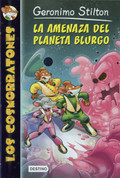 Los Cosmorratones 1. La amenza del planeta Blurgo - Spacemice 1: Alien Escape