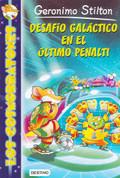 Los Cosmorratones 4. Desafío galáctico en el último penalti - Spacemice 4: The Galactic Goal