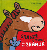 Grande o pequeño en la granja - Big and Little on the Farm