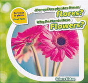 ¿Por qué las plantas tienen flores?/Why Do Plants Have Flowers?