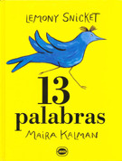 13 palabras - 13 Words