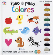 Paso a paso Colores - One by One. Colors