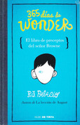 365 días de Wonder - 365 Days of Wonder: Mr. Browne's Book of Precepts
