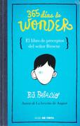 365 días de Wonder - 365 Days of Wonder: Mr. Browne's Book of Precepts