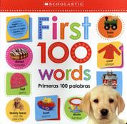 First 100 Words/Primeras 100 palabras