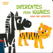 Diferentes pero iguales - Different Yet the Same