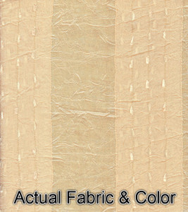 Window Curtains/Drapes Set Tab Headings+TieBacks -Peach