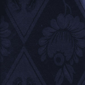 NEW Window Curtains/Drapes Set+Valance+Liner -NAVY BLUE