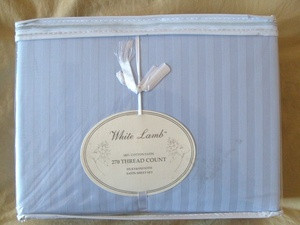 "16"" Deep Pocket Cal California King Sheet Set - L. Blue"