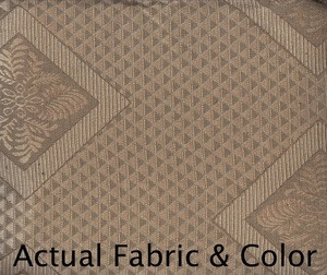 Sofa Loveseat Chair Slipcover slip cover 3pc Set -Taupe 134