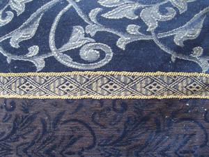 Sofa Loveseat Chair 3pc Slipcover slip cover Set N.Blue