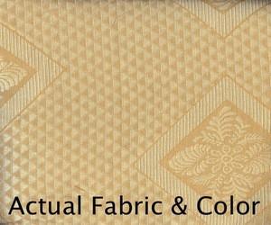 Sofa Loveseat Chair Slipcover slip cover 3pc Set - Gold