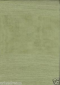 "New Premier Collection Elegant 2 Panels Curtain / Drape Set ""Carla"" - SAGE GREEN"