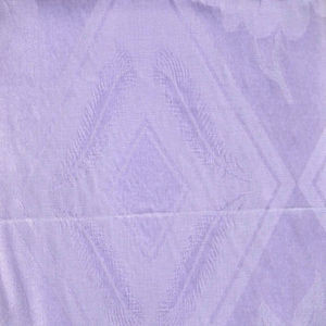 NEW Window Curtain / Drape Set + Valance + Lace Liner - LIGHT PURPLE / Lilac