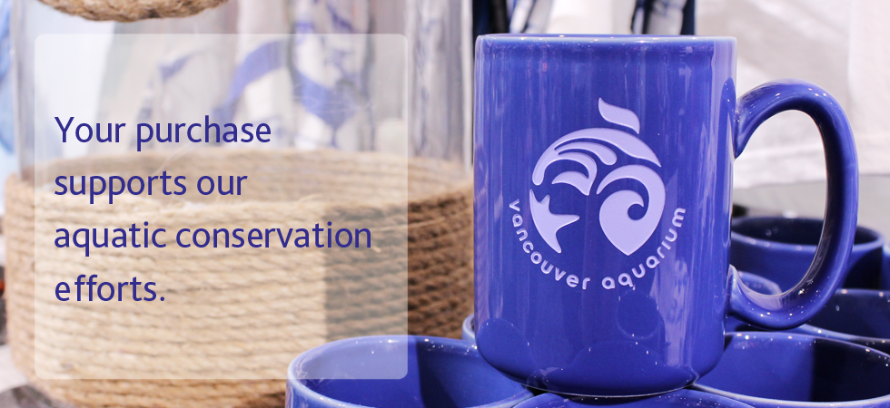 Your Purchase Supports Our Aquatic Conservation Efforts
