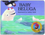 Baby Beluga Board Book