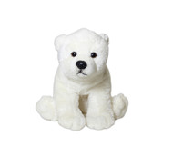 Polar Bear Floppy Stuffy