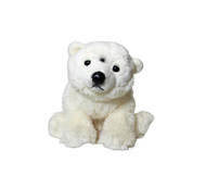 Polar Bear Fuzzy Stuffy