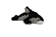 """Pacific White Sided Dolphin Stuffy 9"""" Fuzzy"""