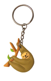 Sloth Key Ring