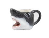 3D Shark Mug