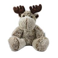 "Moose Sitting Stuffy 9"""