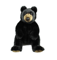 Black Bear stuffy