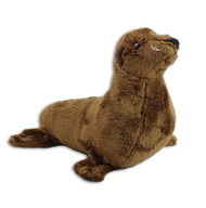"""Sea Lion Stuffy with Whiskers 9"""""""