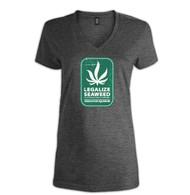 Legalize Seaweed Women's T-Shirt