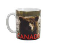 Canada Bear Mug
