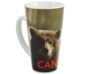 Canada Bear Latte Mug