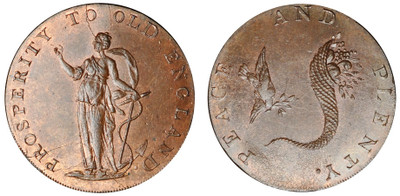 Peter Kempson, Halfpenny Mule (D&H Norfolk 26)