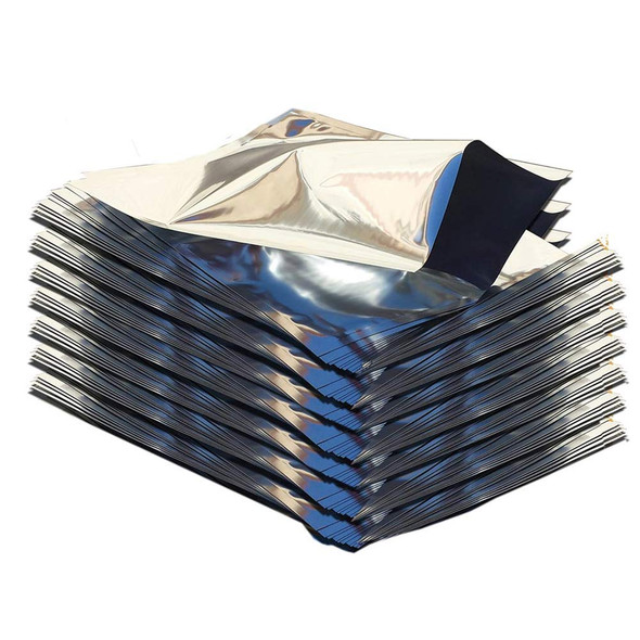 (100) PackFresh USA Gallon Mylar Food Storage Bags