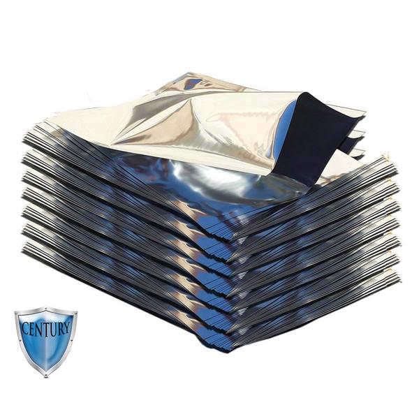 (100)Gallon Premium Century Mylar Bags for long term food storage