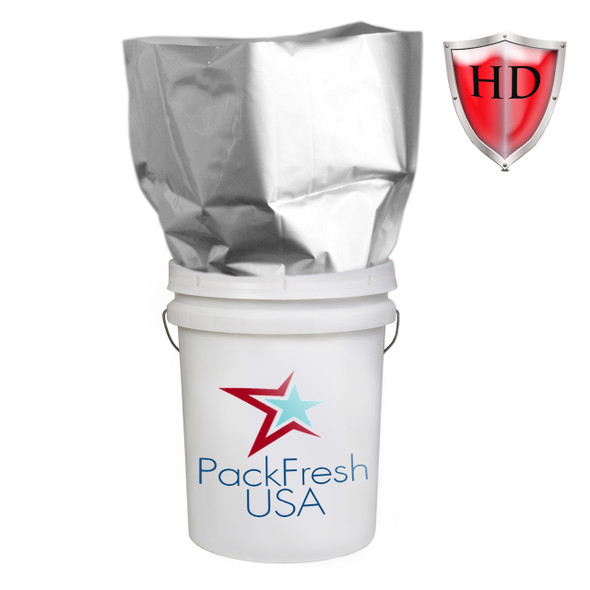 5 Gallon Heavy Duty Mylar Bags
