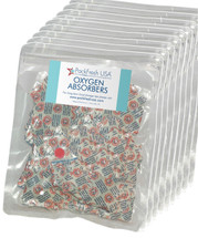 (1000) 100cc oxygen absorbers for long term food storage