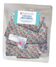 25(1000cc) oxygen absorbers for food storage preservation