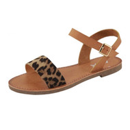 Fely Leopard Sandals