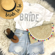 Girlie Girl White Bride Tee