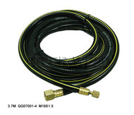 Power Cable Hose For SG-55 Plasma Cutter Torch 11-1/2 Feet 3/8-24 & M16*1.5