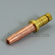 SC50 Size 3 Acetylene Cutting Tip for Smith Torch