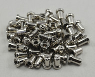 50pcs LG-40 PT-31 Plasma Cuter Nozzles Extended Nickel-plated Fit CUT-50 CT-312