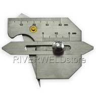 Welding Gauge Weld bead height welding seam gap Gage Metric